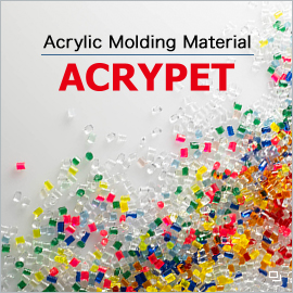 Acrylic Molding Material ACRYPET