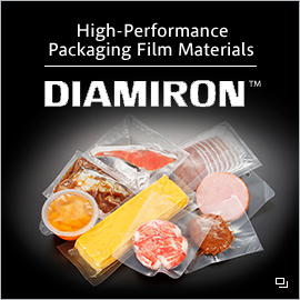 High-Performance Packaging Film Materials DIAMIRON™