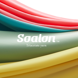 Triacetate filament Soalon