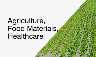 Agriculture/Food Materials/Healthcare